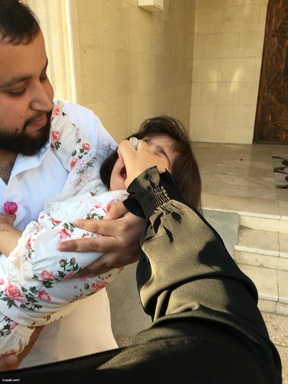 مركز صحي بطحاء قريش ينفذ الحملة الميدانية لشلل الأطفال الجرعة الثانية